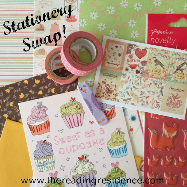 stationery swap