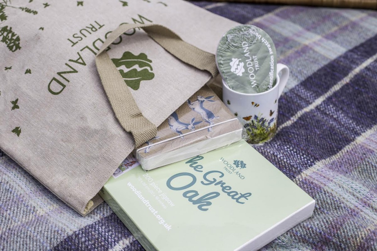 Woodland Trust Goody Bag